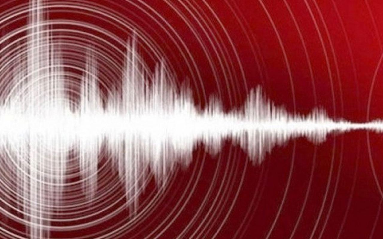 Son dakika Bodrum açıklarında deprem! AFAD şiddetini açıkladı son depremler