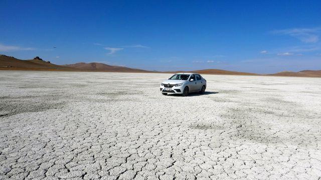 Küresel ısınma yaşamı yok ediyor! Van'daki Akgöl'den ürperten haber