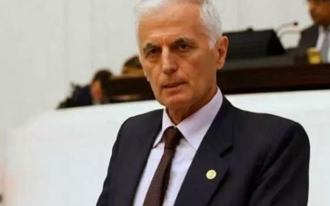 İYİ Parti Eskişehir vekili Arslan Kabukçuoğlu'nun koronavirüs testi pozitif çıktı