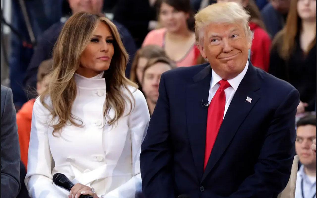 ABD Başkanı Donald Trump ve eşi Melania Trump koronavirüse yakalandı! Seçime bir ay kaldı