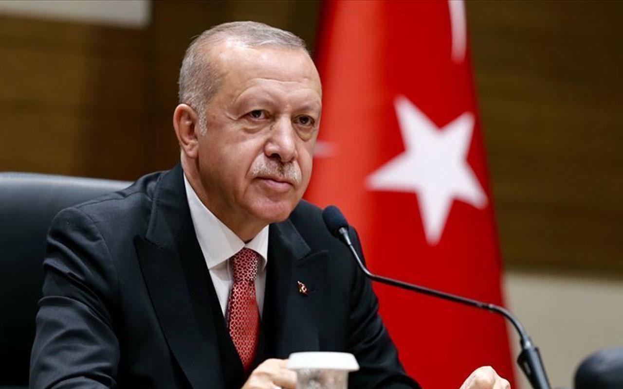 Cumhurbaşkanı Erdoğan'ın yaptığı paylaşım büyük beğeni topladı