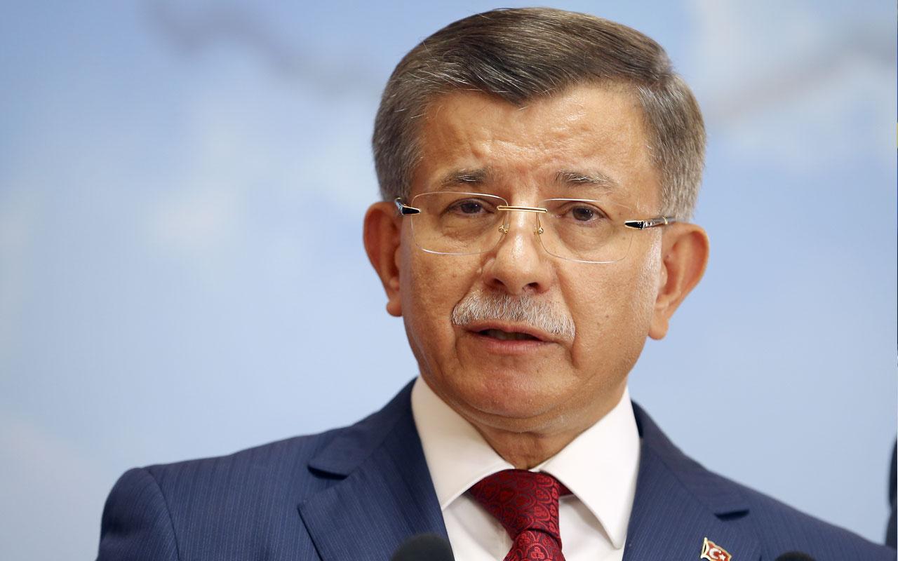 Gelecek Partisi lideri Davutoğlu: Ben istifa etmeseydim Türkiye krize girerdi