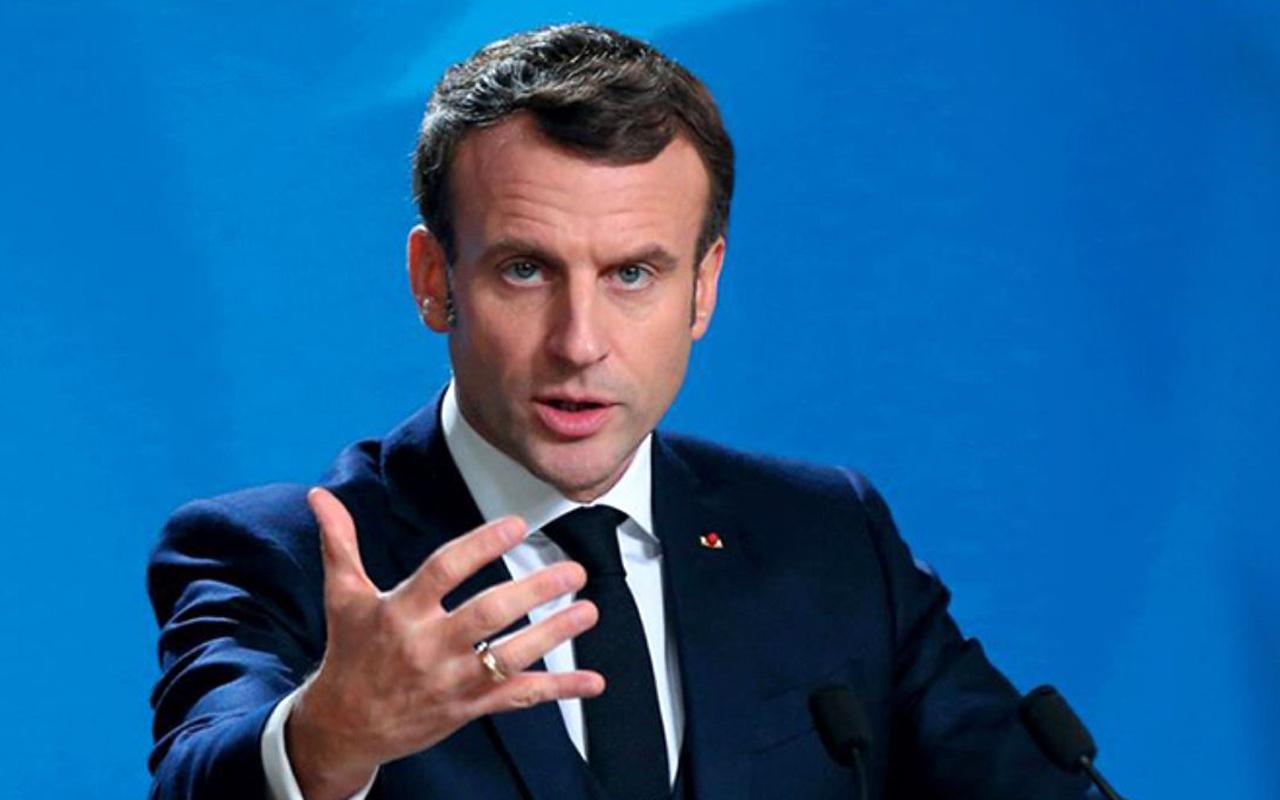 Macron'dan Türkiye'ye bir suçlama daha!