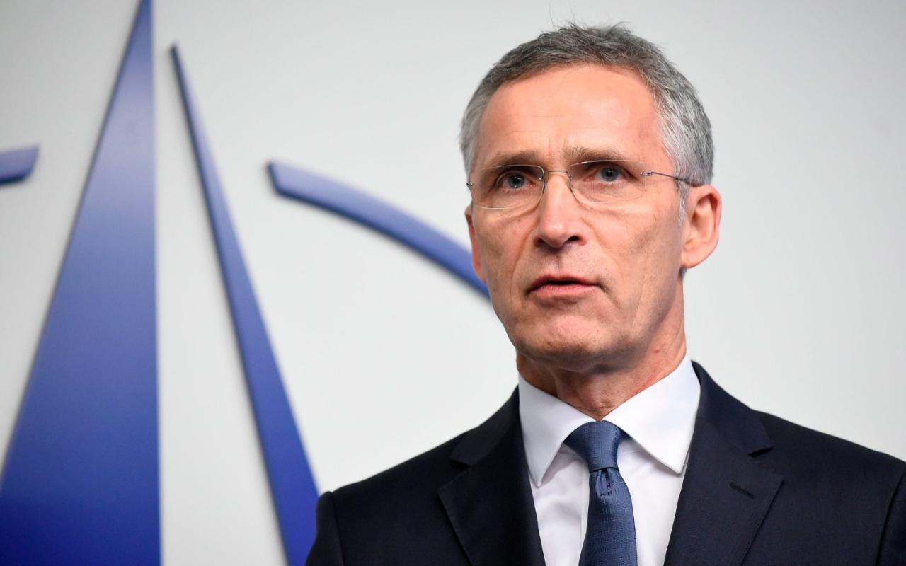 NATO Genel Sekreteri Stoltenberg'ten Türkiye'ye taziye mesajı