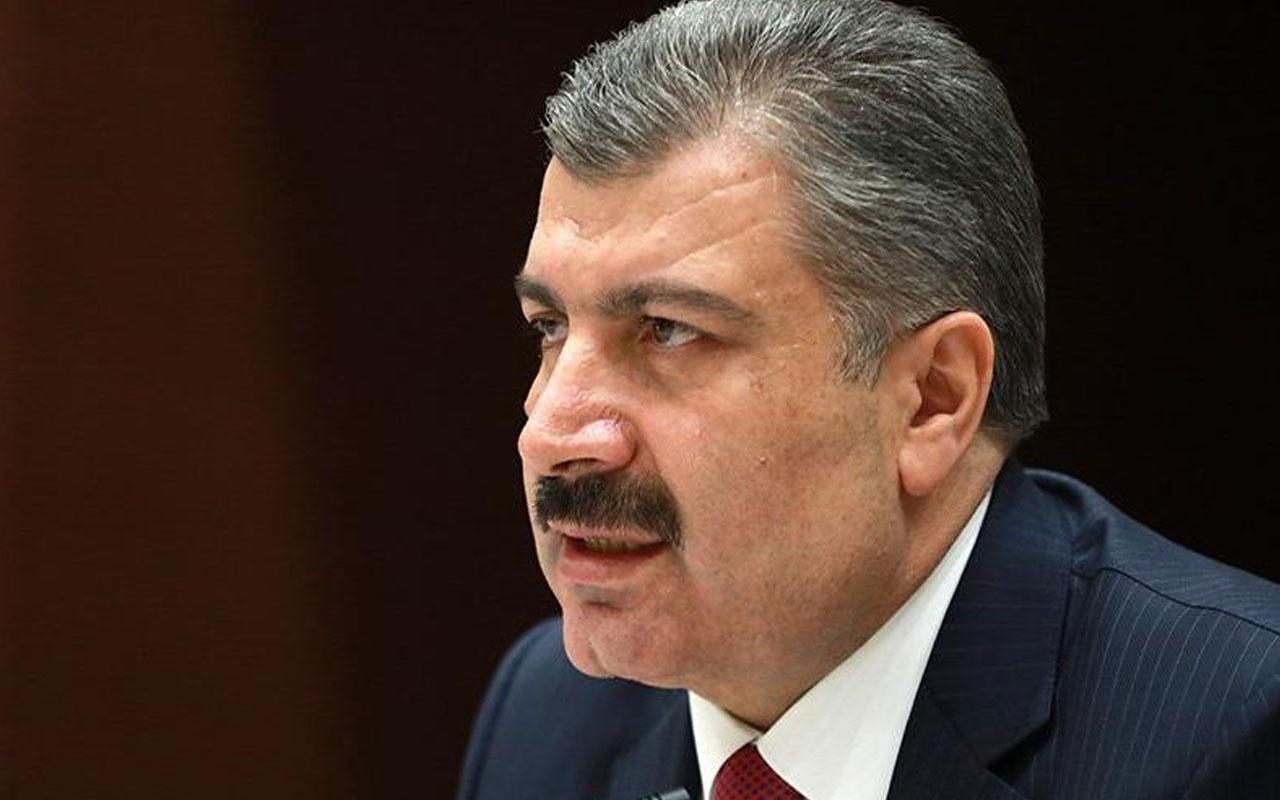 Sağlık Bakanı Fahrettin Koca:Türkiye genelinde yoğun bakımların yüde 65'i dolu
