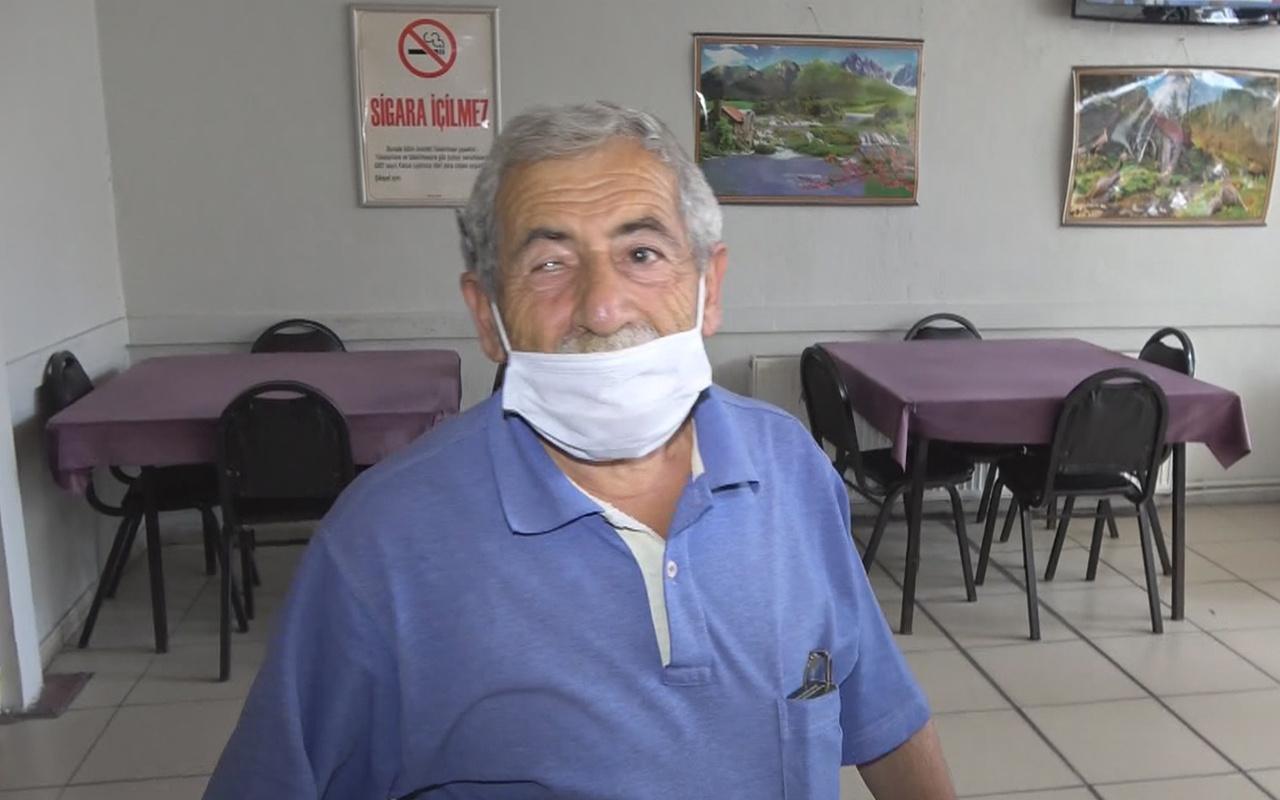 Sultangazi'de koronavirüs denetiminde ilginç diyalog: Bende ateş olmaz...