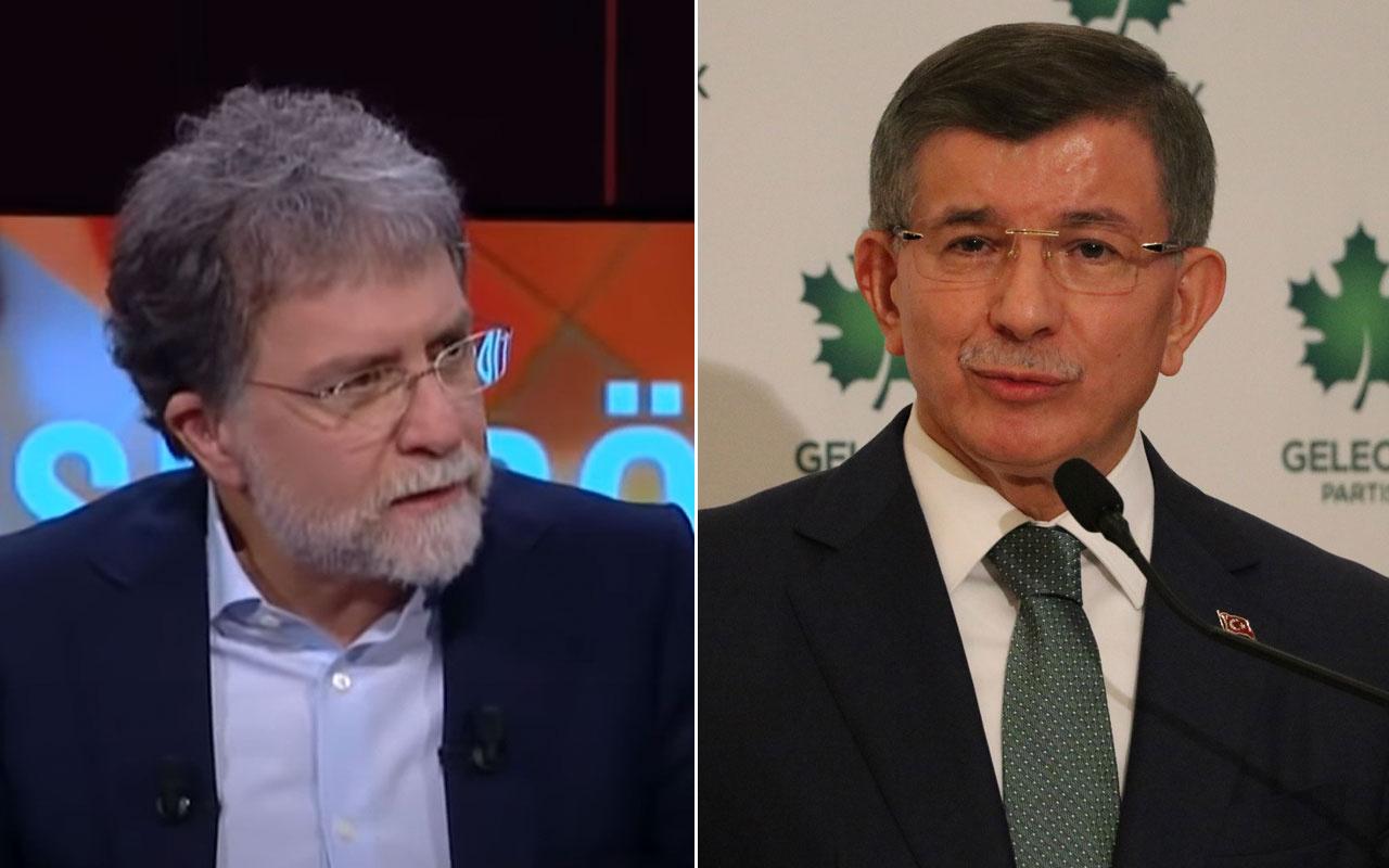 Ahmet Davutoğlu 'yüzde 49.5 oy almış bir başbakandım' dedi Ahmet Hakan'dan olay analiz - Internet Haber