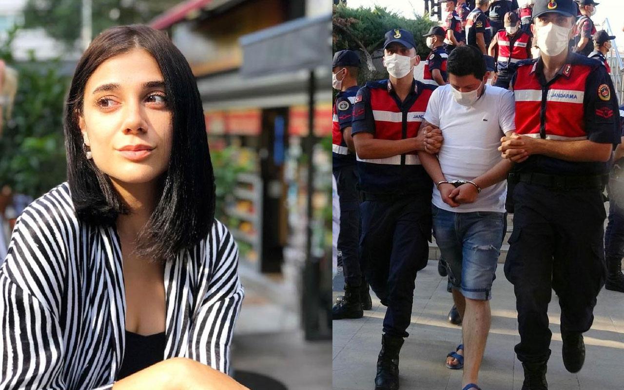 """Pınar Gültekin'in katil zanlısı, tutuklanan kardeşine, """"Bozulan kokoreçleri yakıyorum"""" demiş"""