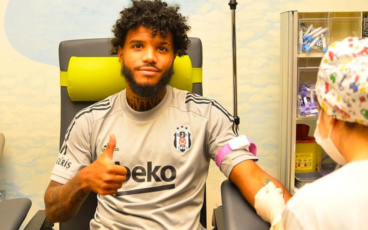 Beşiktaş Valentin Rosier'i resmen açıkladı
