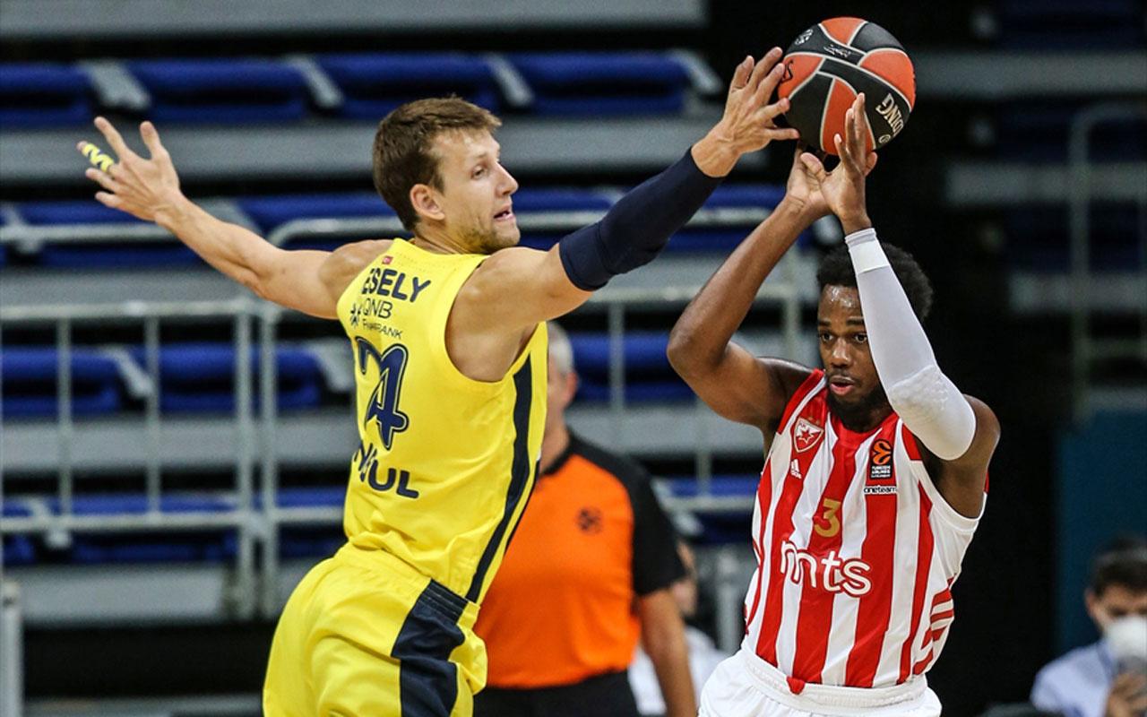 Fenerbahçe Beko Kızılyıldız'ı rahat geçti ilerisi için umut verdi