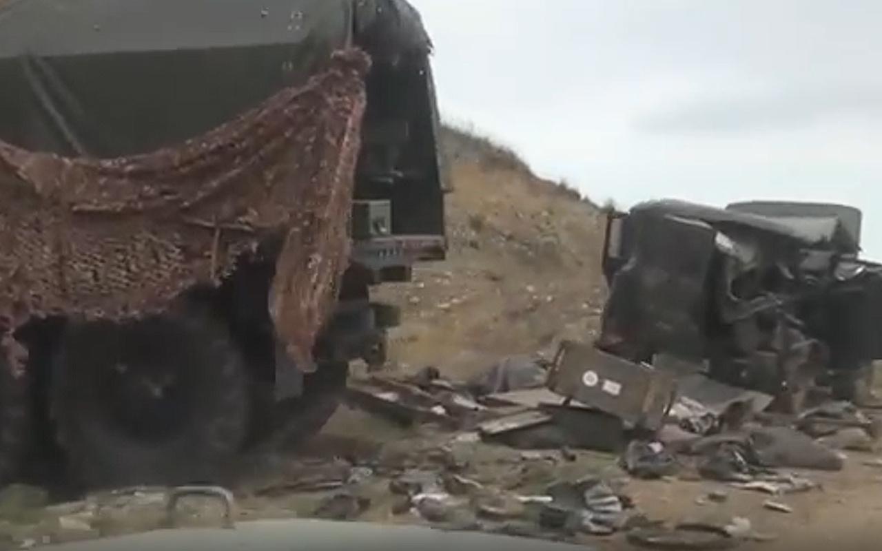 Azerbaycan Savunma Bakanlığı işgalden kurtarılan köyleri paylaştı İlham Aliyev müjdelemişti
