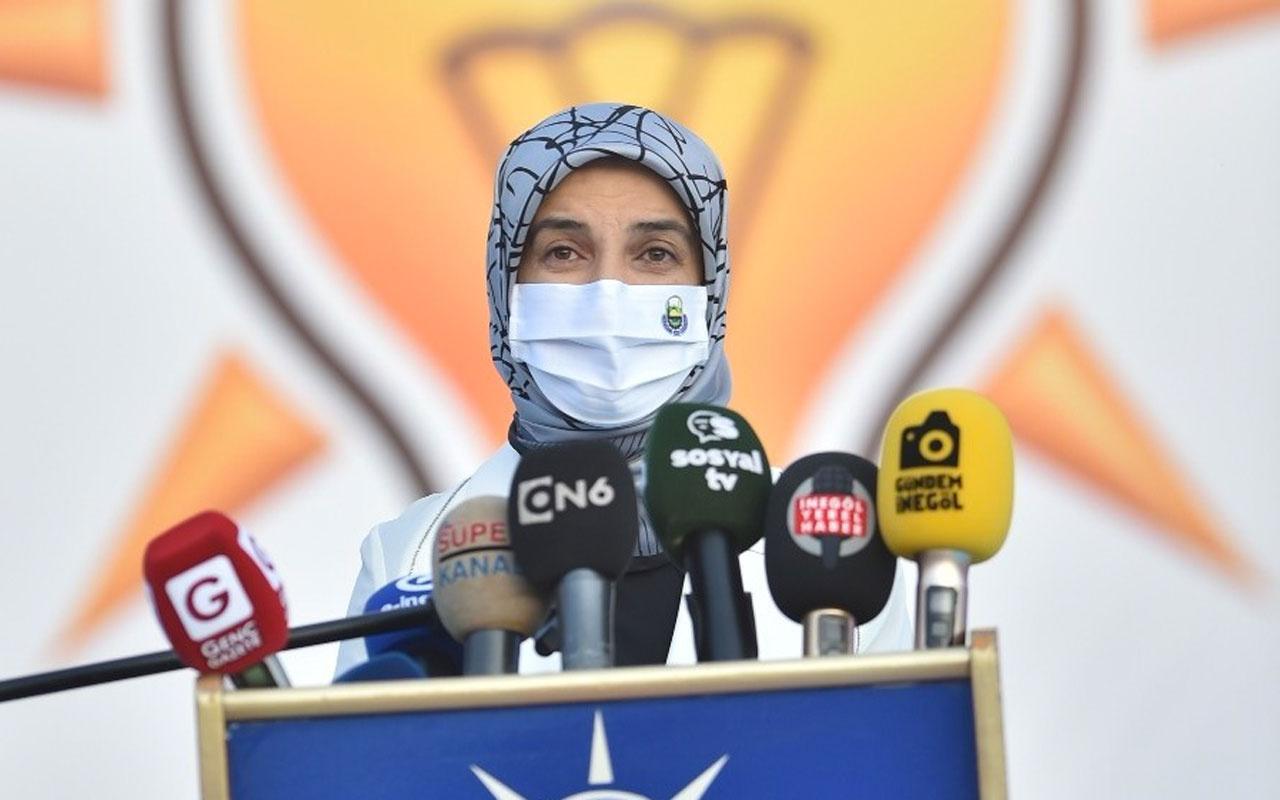 AK Parti Bursa Milletvekili Vildan Yılmaz Gürel koronavirüse yakalandı