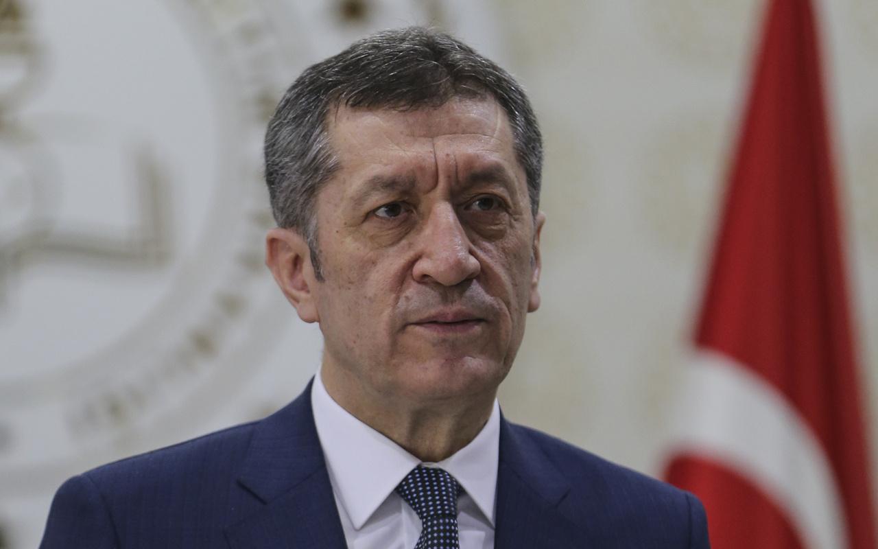 Milli Eğİtim Bakanı Ziya Selçuk'tan 'EBA TV' paylaşımı
