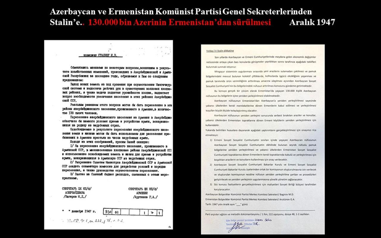 AK Parti'li Özşavlı, Dağlık Karabağ sorununun nasıl ortaya çıktığını uluslararası belgelerle anlattı