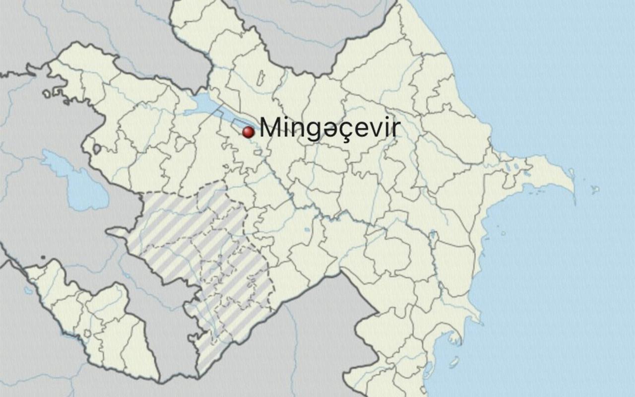 Ermenistan, Azerbaycan'ın Mingeçevir ve Terter şehirlerine saldırdı