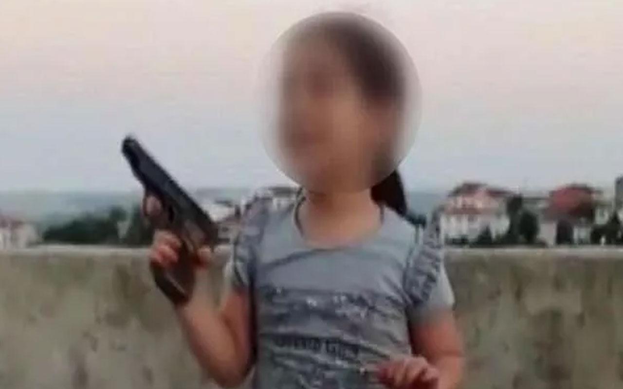 6 yaşındaki kıza ateş ettirmişlerdi! Sultangazi'deki skandalda yeni gelişme