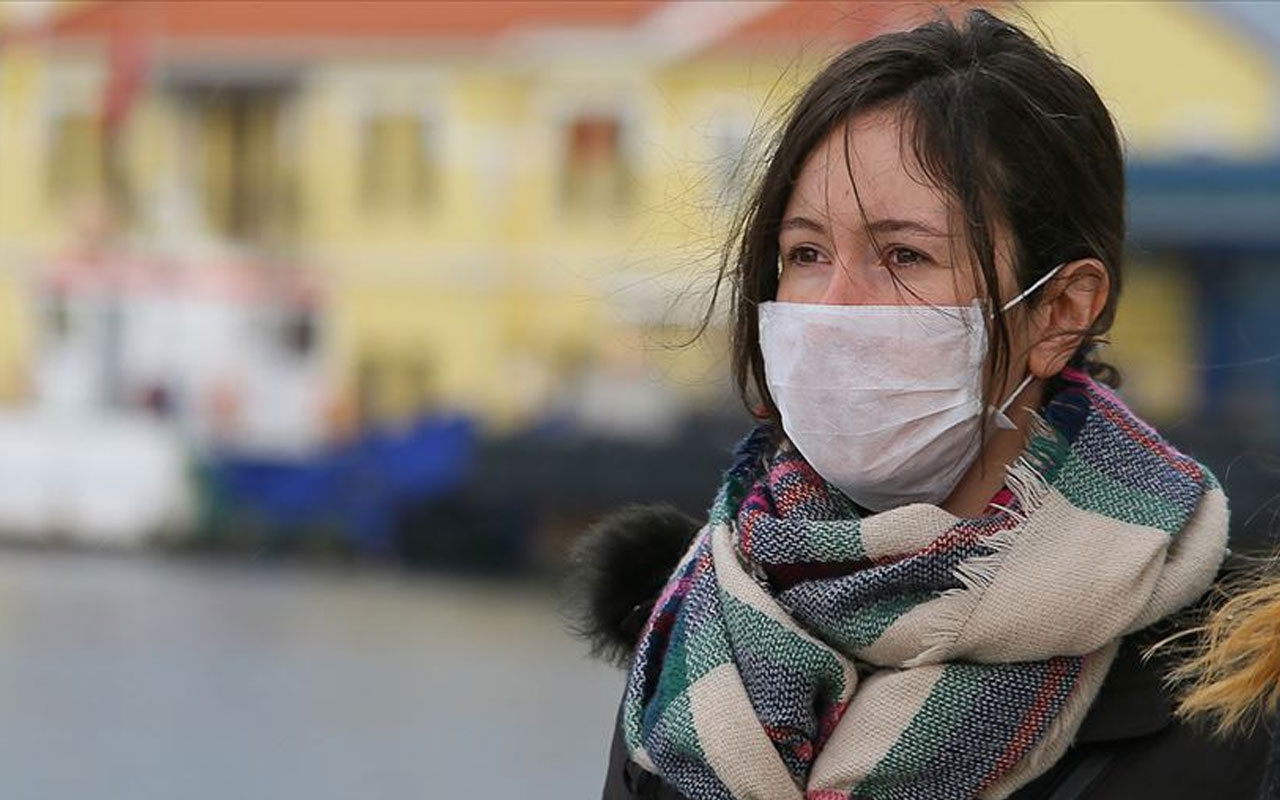 Maskelerle ilgili korkutan iddia: Karbondioksit zehirlenmesi riskini arttırıyor