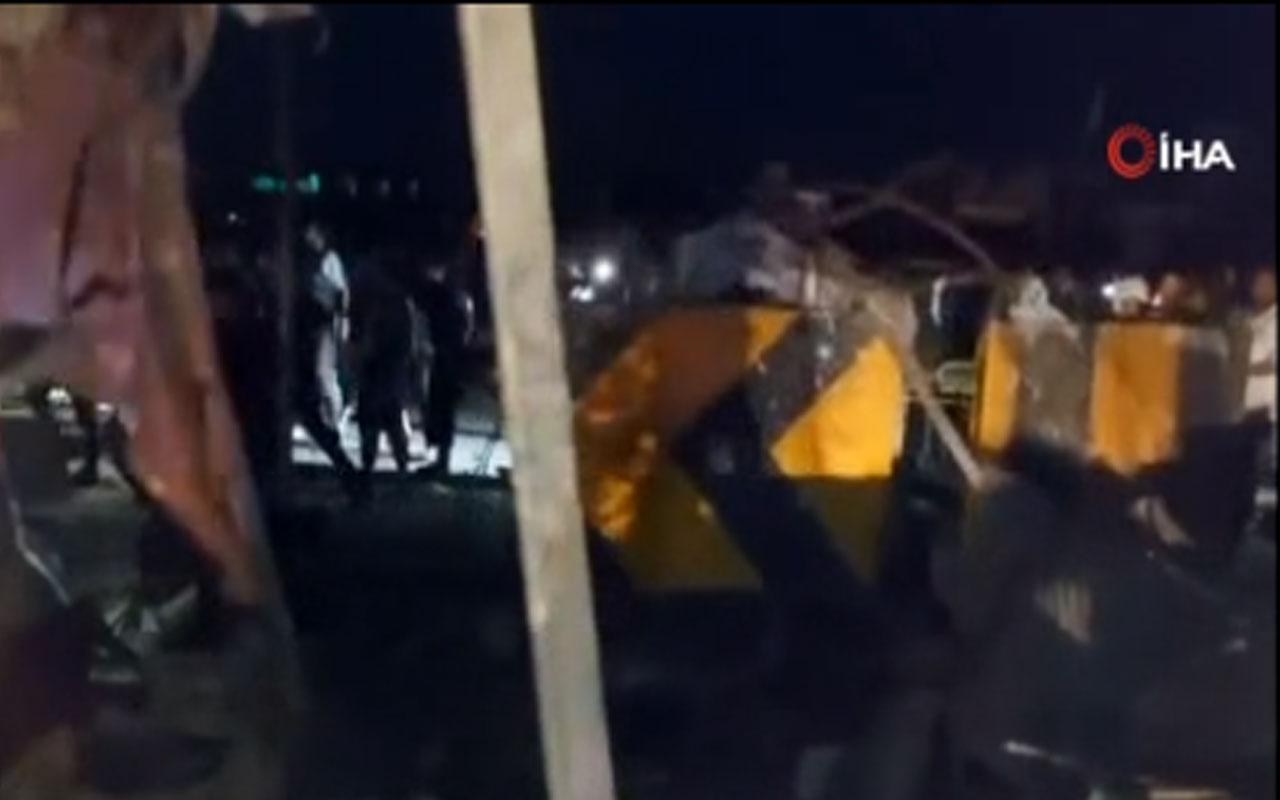 El Bab'ta polis noktasına bomba yüklü araçla saldırı: 2 ölü, 6 yaralı