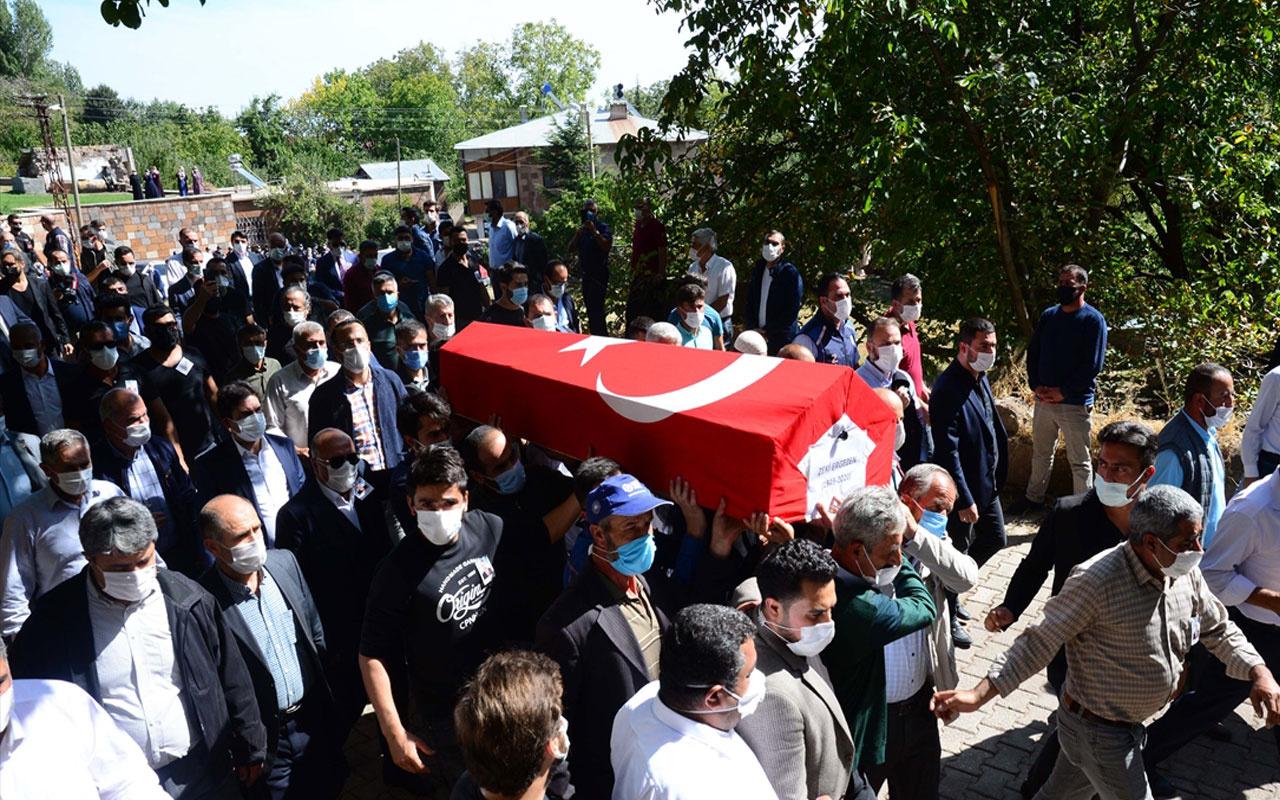 71 yaşında vefat etti! Eski bakan Zeki Ergezen son yolculuğuna uğurlandı