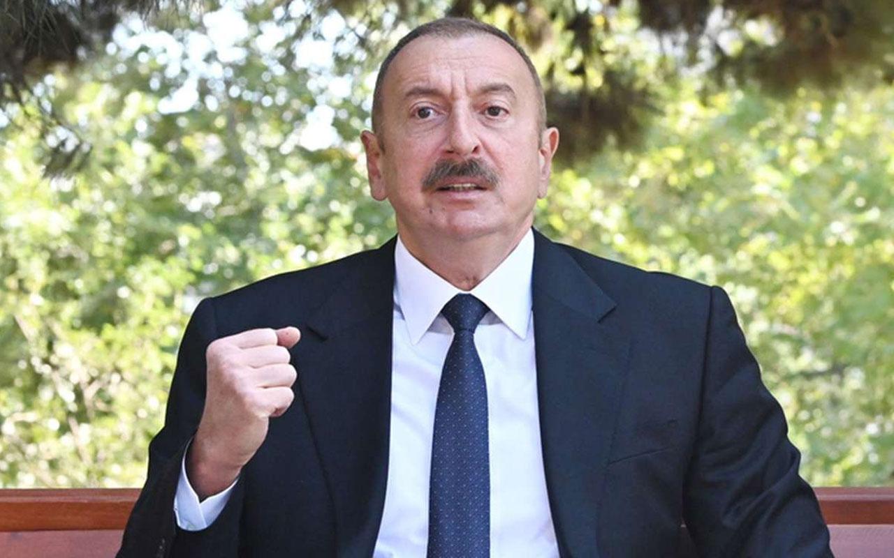 Azerbaycan ordusu 6 köyü daha kurtardı! Aliyev duyurdu