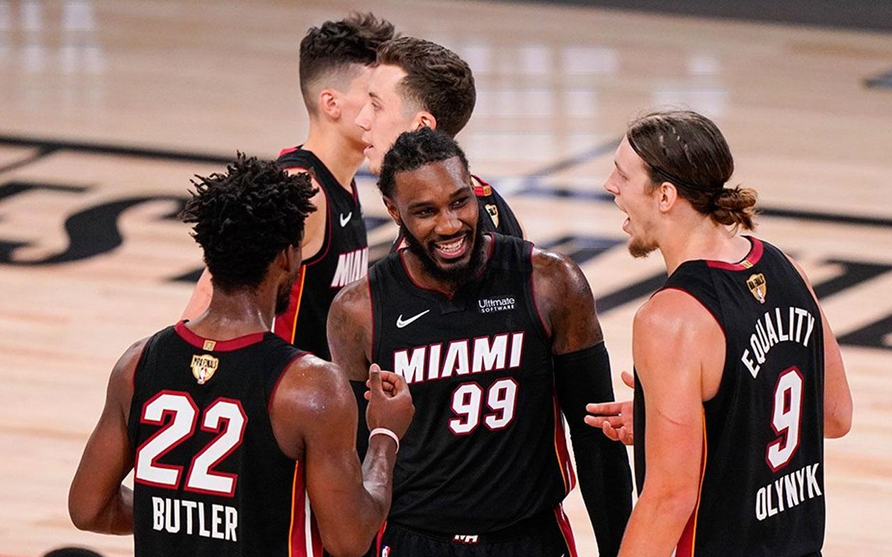 Miami Heat final serisinde siftah yaptı