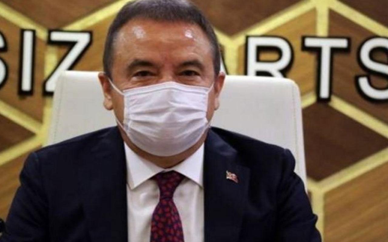 Yoğun bakımdaki Başkan Muhittin Böcek'in klinik seyri stabil devam ediyor