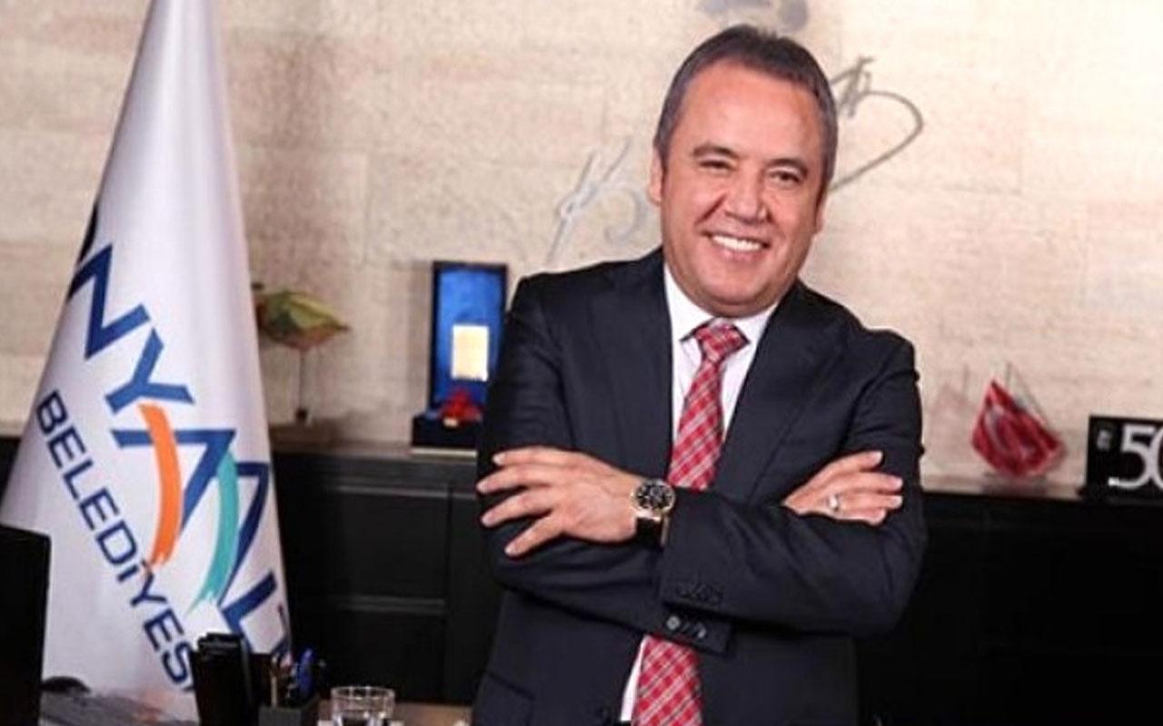 Antalya Büyükşehir Belediye Başkanı Muhittin Böcek'in sağlık durumu stabil