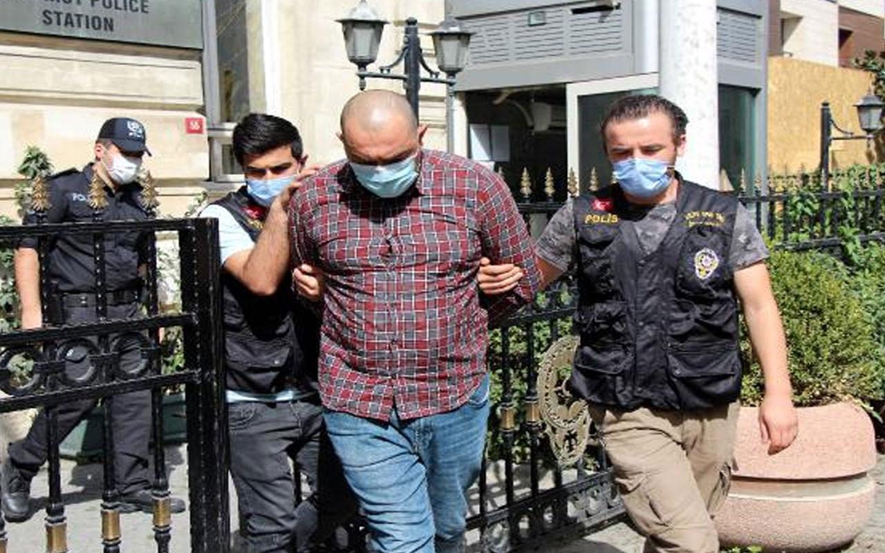 Kalaslı saldırgan ifade verdi! İstanbul'un göbeğinde dehşet saçtı