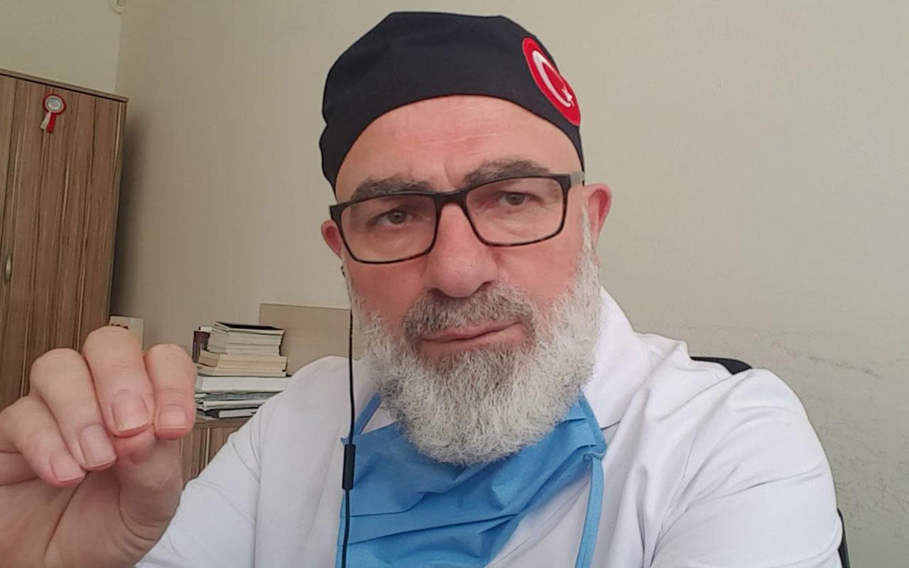Saygı Öztürk, skandallarıyla ünlü Dr. Ali Edizer ile ilgili çarpıcı bilgiler akardı