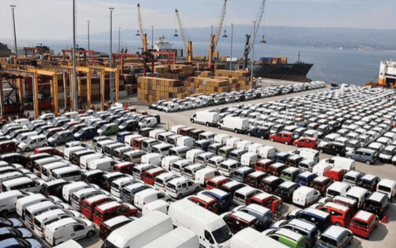 Türkiye'nin otomotiv ihracatı eylül ayında artış gösterdi