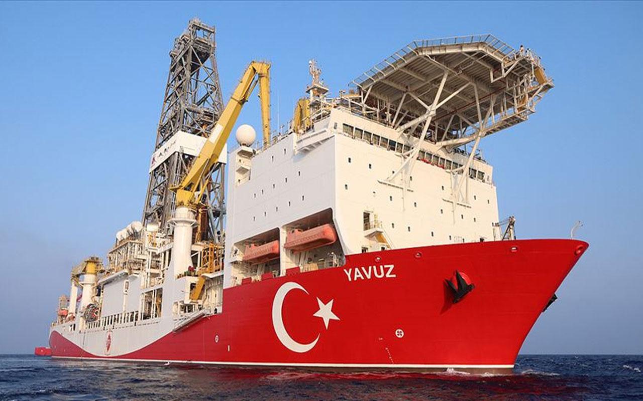 Enerji ve Tabii Kaynaklar Bakanlığı: Yavuz sondaj gemisi bir sonraki görevi için limana döndü
