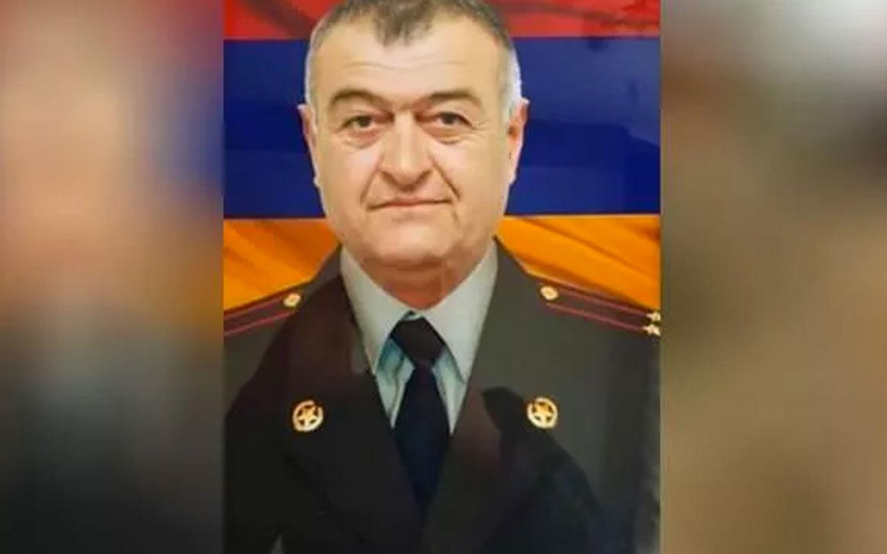 """Ermenistan'da """"Dehşet"""" lakabı ile bilinen Albay Karabağ'da öldürüldü"""