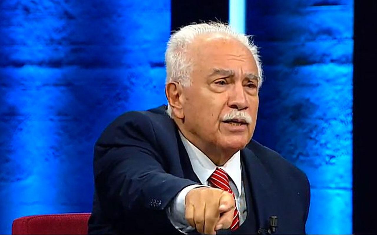Doğu Perinçek canlı yayında bombayı patlattı! Buradan ilan ediyorum HDP kapatılacak