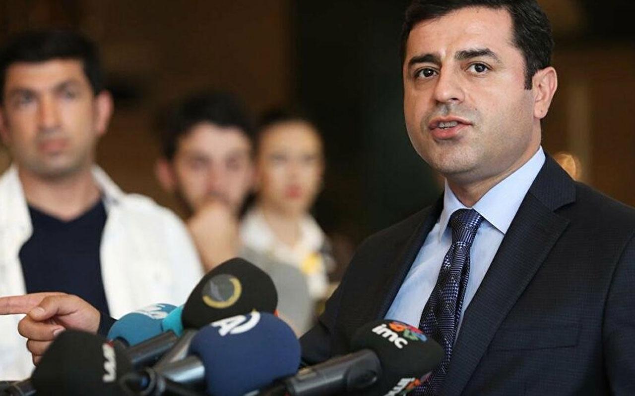 Selahattin Demirtaş'tan sert savunma: Savcı A Haber'e göre mütalaa oluşturuyor