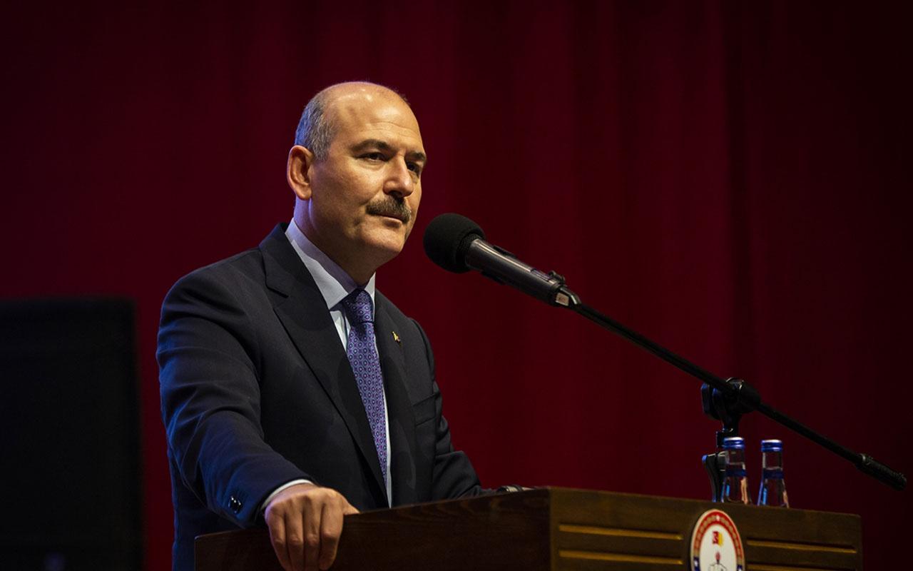 İçişleri Bakanı Soylu'dan alkol yasağına ilişkin açıklama