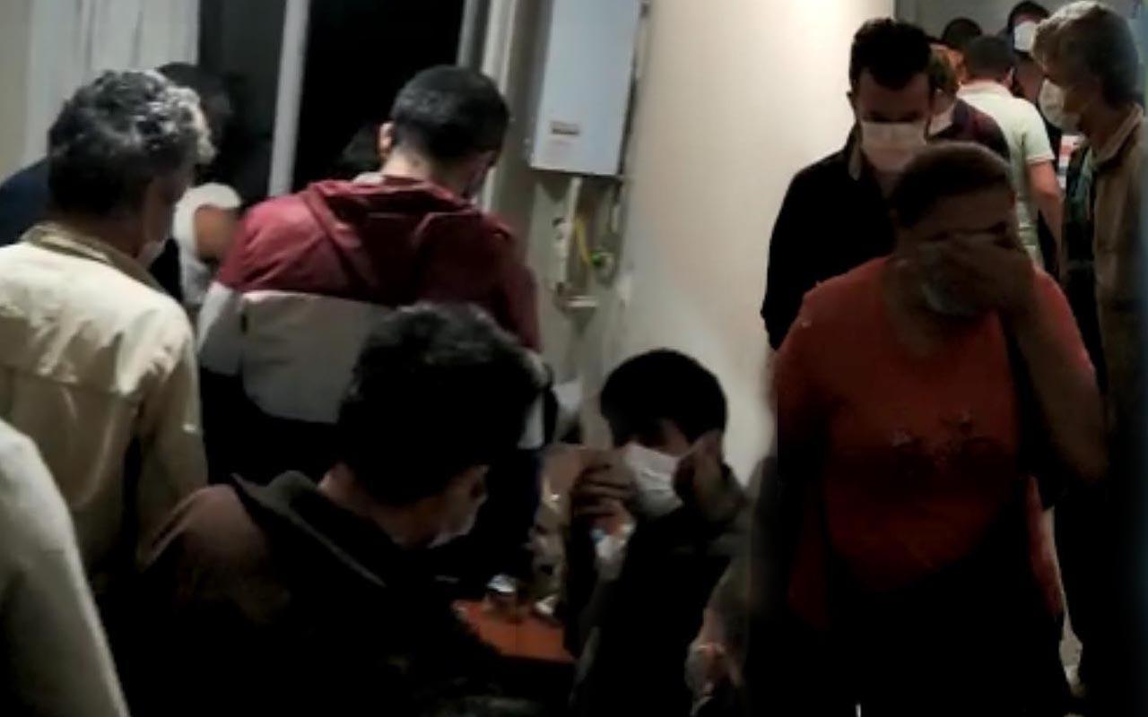Eskişehir'de kumar operasyonunda 56 kişiye  176 bin 400 lira para cezası