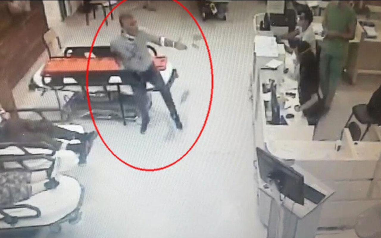 İzmir'de iki doktora saldırıp dövdü ifadesinde 'hakkımı savundum' dedi