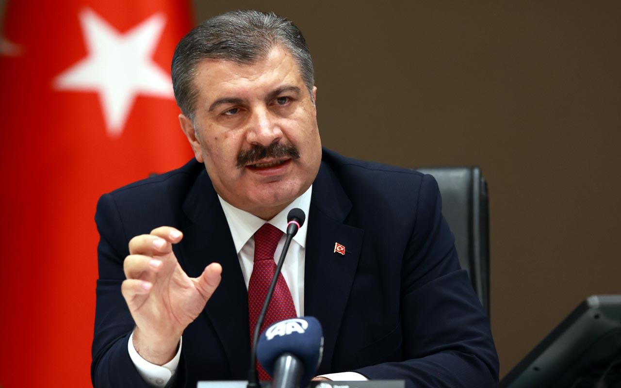 Sağlık Bakanı Koca'dan yeni aşı müjdesi! 'Korona ilaçlarının tamamını üretiyoruz'