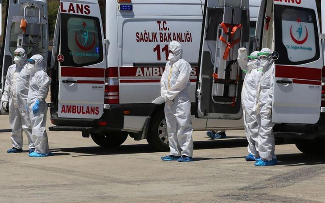 Kütahya'da temasta bulunduğu kişileri bildirmeyen Kovid-19 hastası hakkında soruşturma