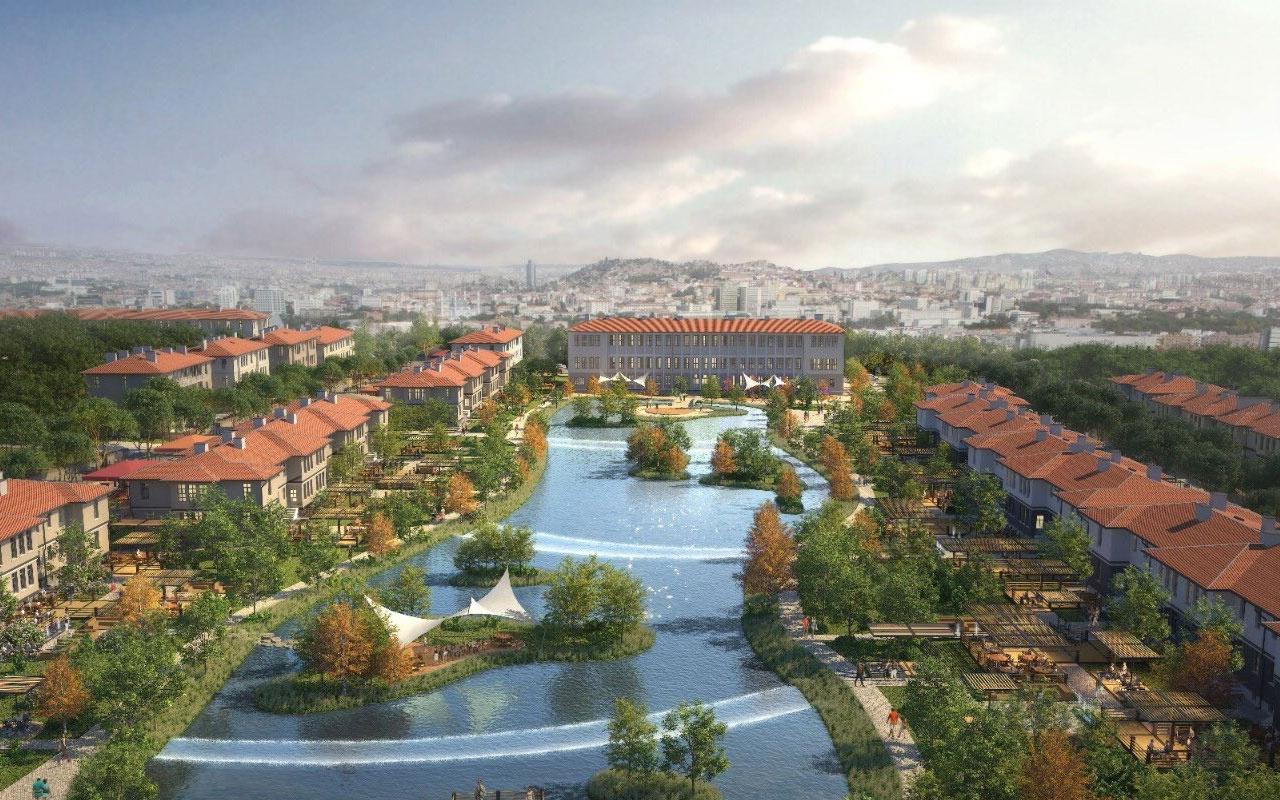 Çevre ve Şehircilik Bakanı Murat Kurum 'Saraçoğlu Yenileme Projesi'nin detaylarını paylaştı