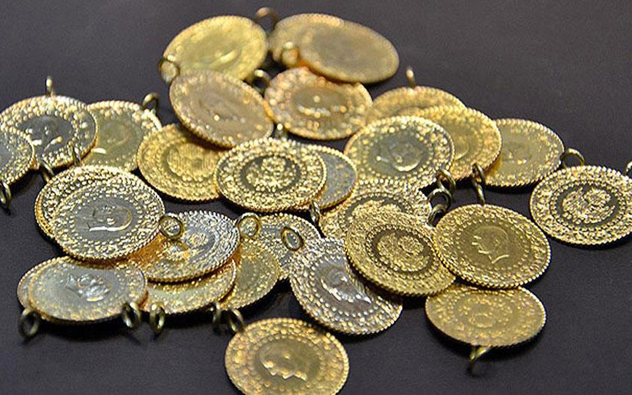 Altın güne yükselişle başladı! Gram altın 476,7 liradan satılıyor