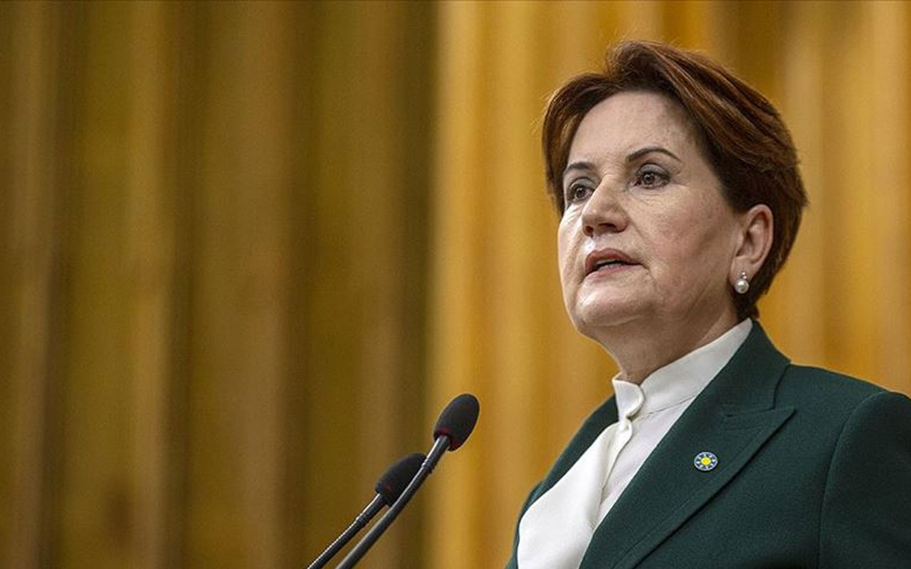 Meral Akşener'den Cumhur İttifakı'na HDP tepkisi! Kapatalım diyorlar adım atmıyorlar