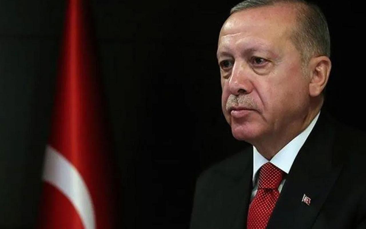 Cumhurbaşkanı Erdoğan'dan Resmi Gazete mesajı