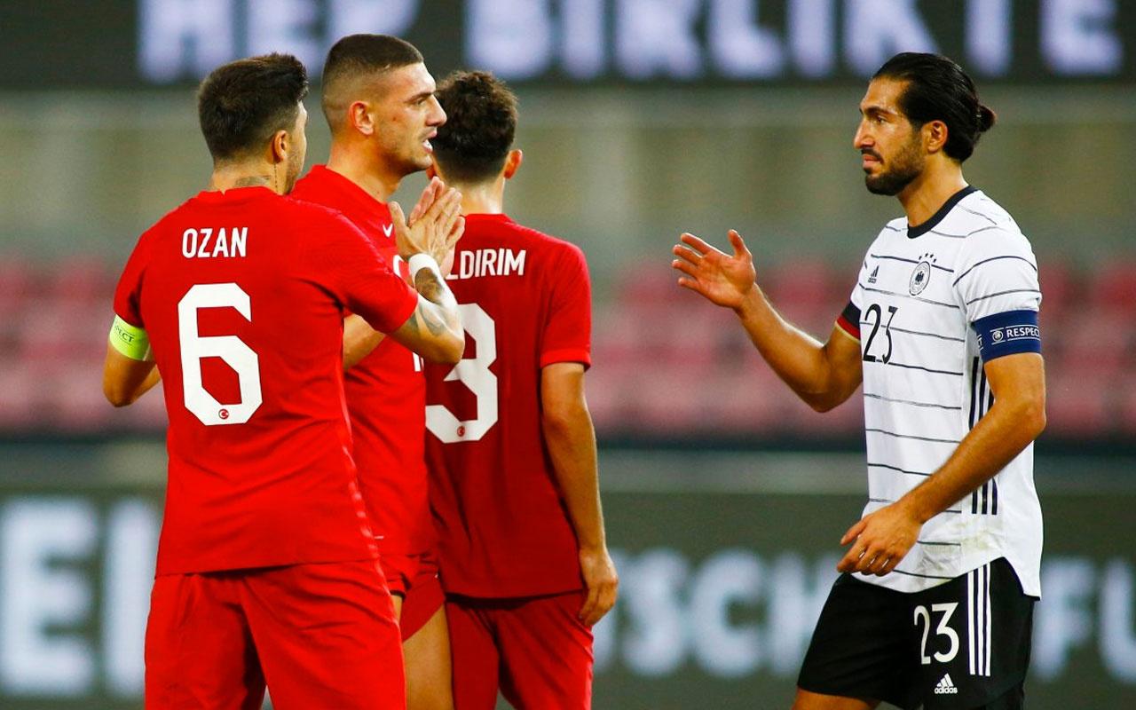 Almanya Türkiye maçı sonrası Emre Can'a büyük tepki: Git adını Hans koy