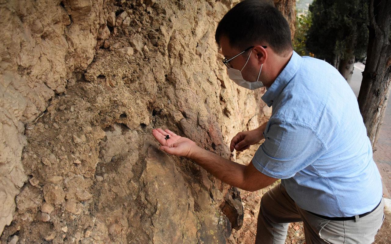 Bilecik'te bu vadide Osman Gazi'nin evinin izi araştırılıyor