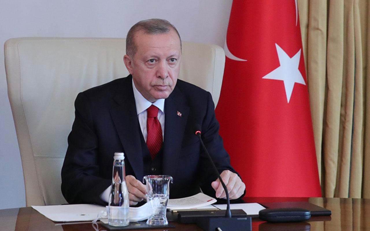 Cumhurbaşkanı Erdoğan, Türkiye-Afrika Ekonomi ve İş Forumu'nda konuştu: