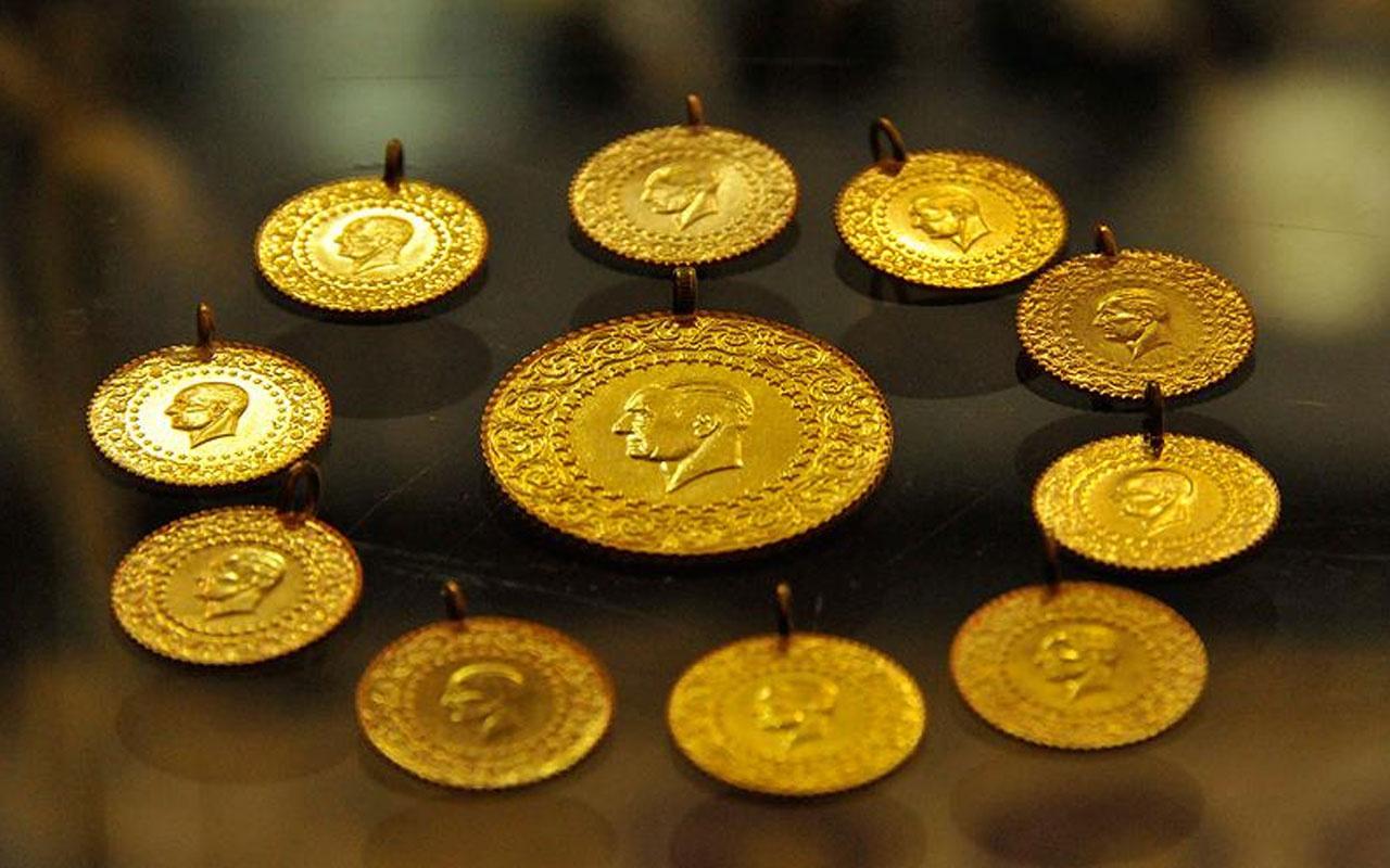 Altın fiyatları yükselişe geçti! Gram altın 489 çeyrek altın 799 liradan satılıyor