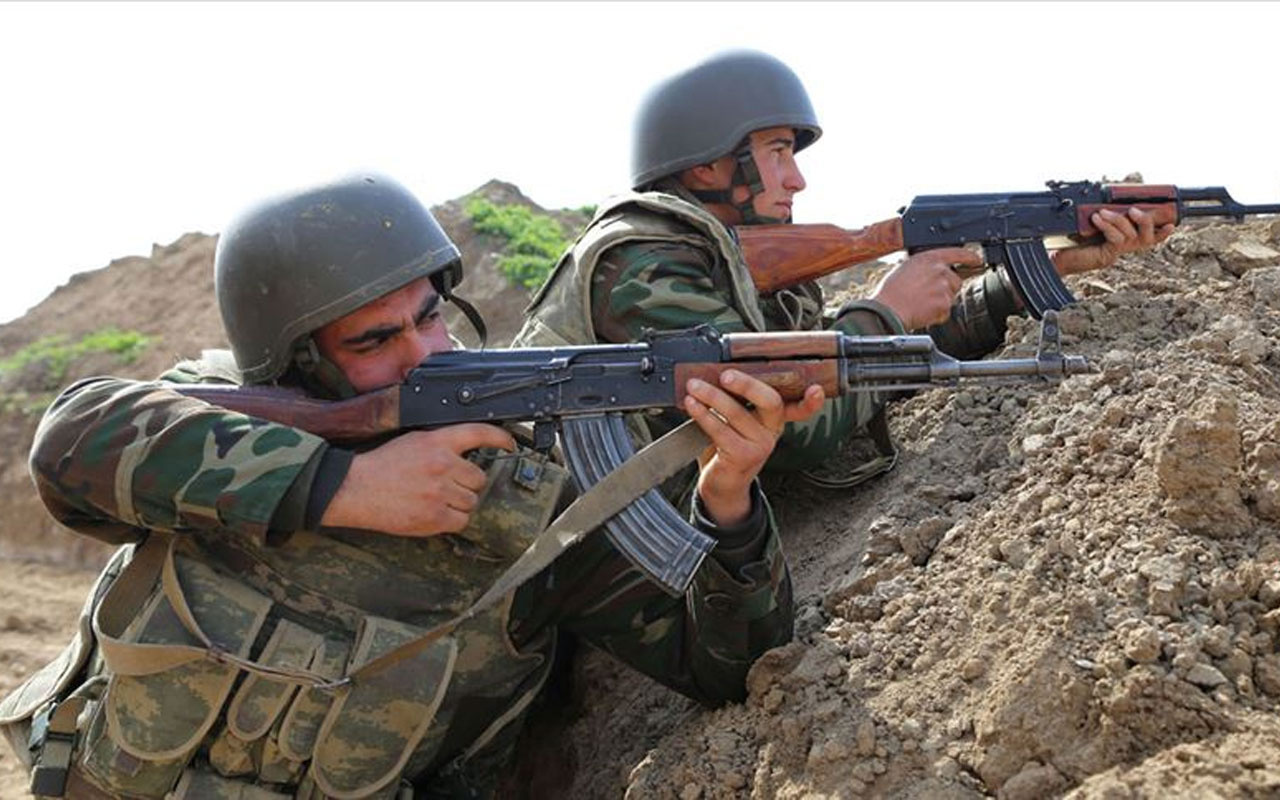 Azerbaycan Savunma Bakanlığı duyurdu: İşgalden kurtarıldı