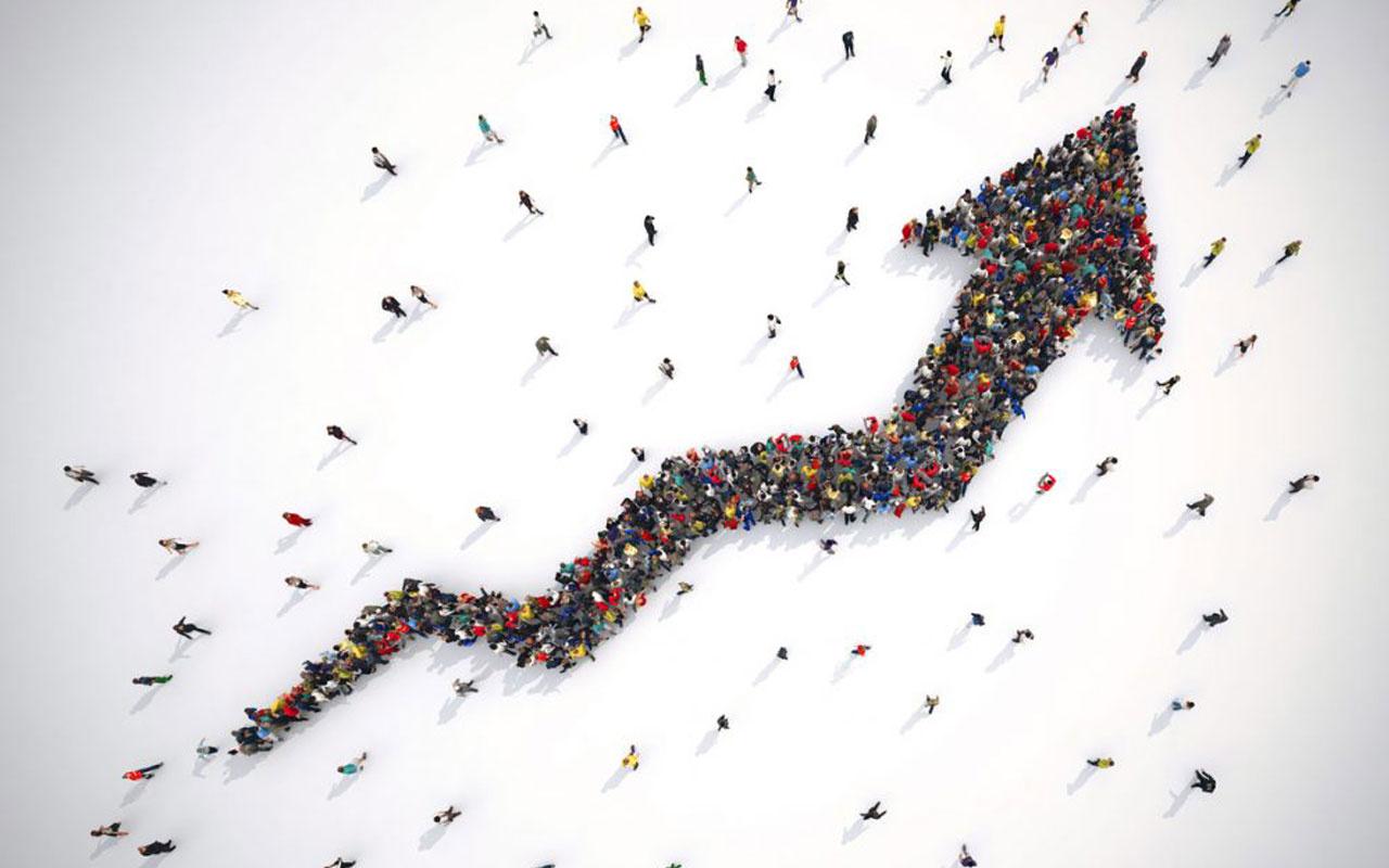 Türkiye'nin nüfusu 13 yılda 12,5 milyon arttı! En az nüfus bakın hangi ilde