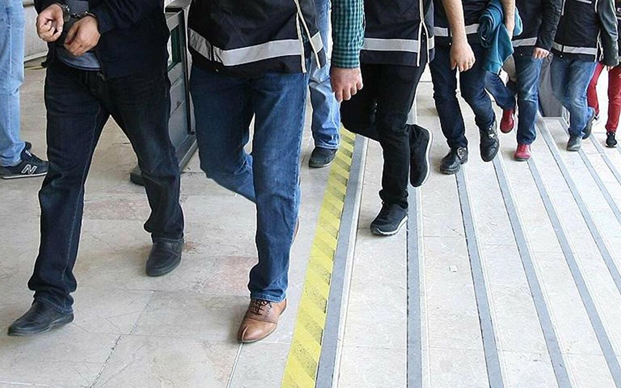 Kütahya'da FETÖ'nün gaybubet evlerine operasyon: Çok sayıda gözaltı var